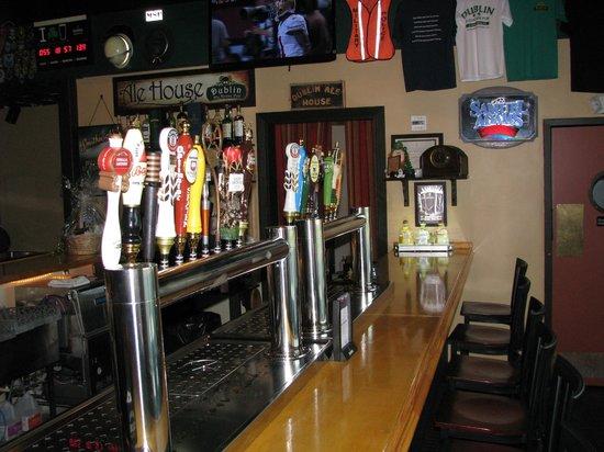 Dublin Ale House Pub Cape Coral Menu Prices