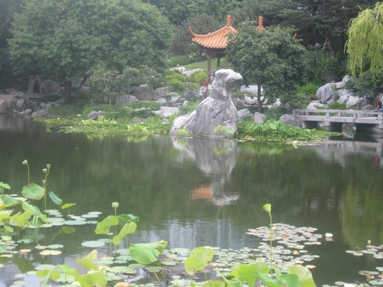 Chinese Garden of Friendship:                   5