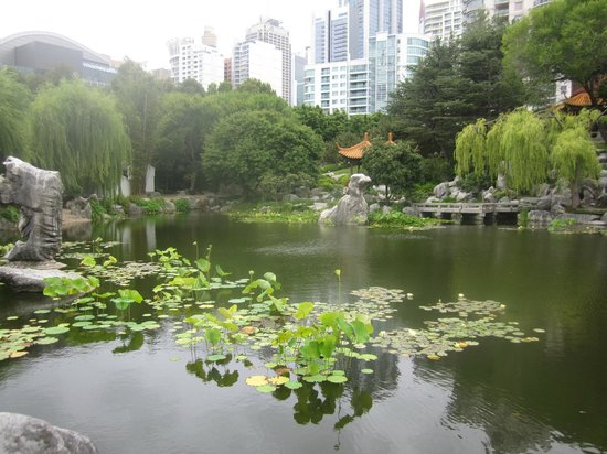 Chinese Garden of Friendship:                   2