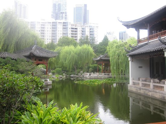 Chinese Garden of Friendship:                   11