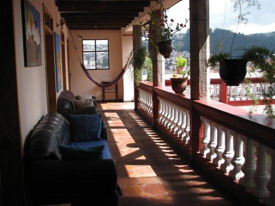 Hostal Quito Cultural: galería