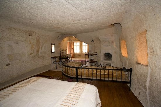 Sultan Cave Suites: Cave Suite Room