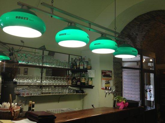 Borgo val di Taro, Italy: Il bancone dei desideri