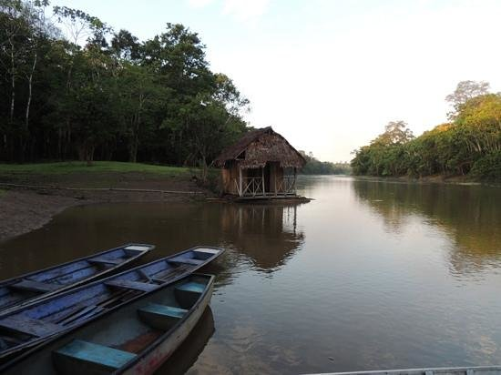 Muyuna Amazon Lodge: el paraiso