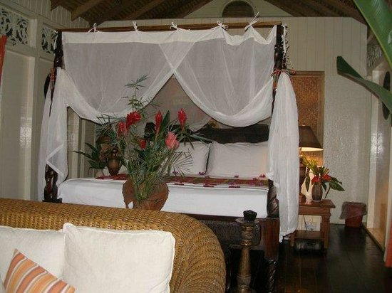 Fond Doux Plantation & Resort:                   Cinnamon Cottage