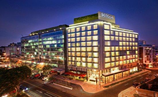 Hilton Lima Miraflores : Hotel Exterior
