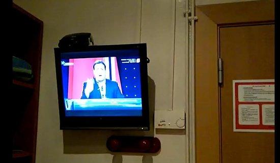 Hostal Ciudad Condal: TV