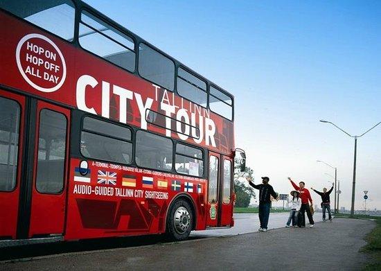 Tallinn City Tour sightseeing