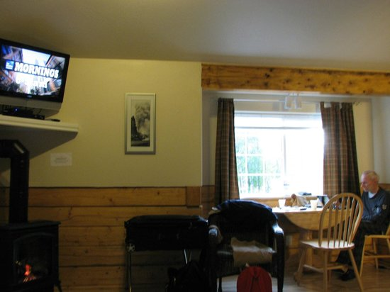 Denali Fireside Cabins & Suites: Characteristic stay-2!!!