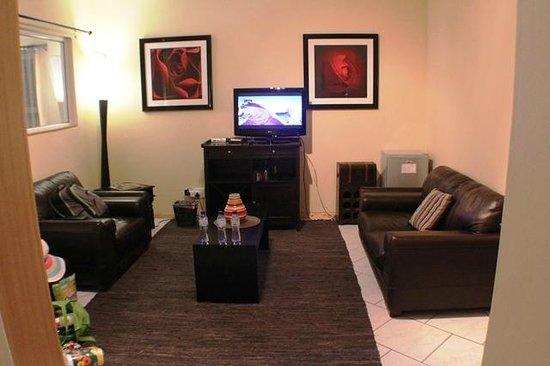 JayBay House : Living room