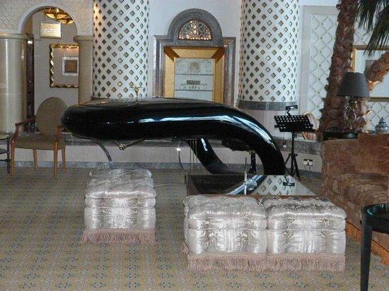 Grand Hyatt Muscat : lobby