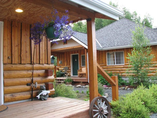 Denali Fireside Cabins & Suites: Characteristic stay!!!