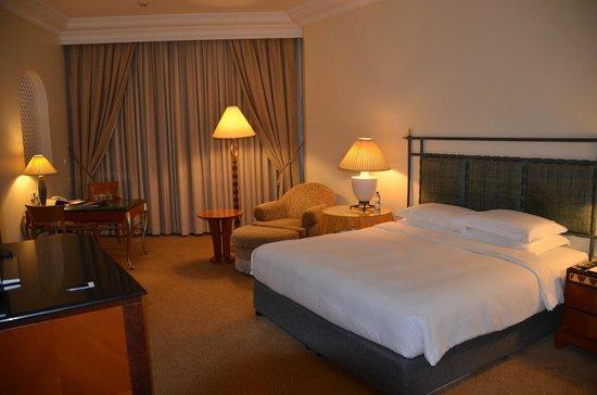 Grand Hyatt Muscat : chambre