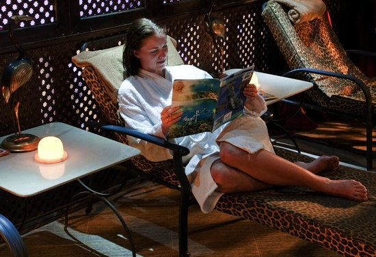 Oriental Spa & Hammam: Relaxing