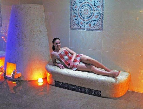 Oriental Spa & Hammam: Steam Room