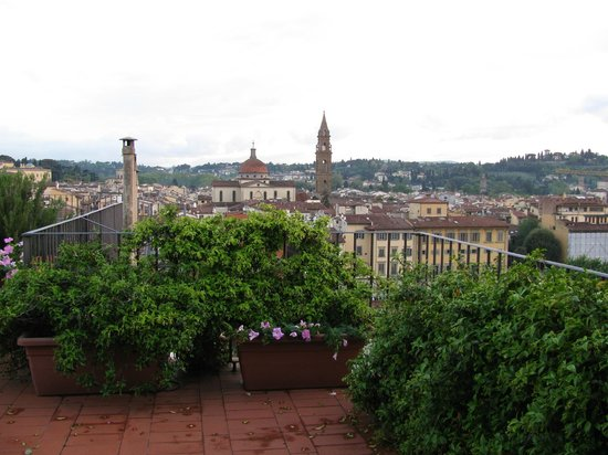 Antica Torre di Via Tornabuoni: Antica Torre views from the Terrace - 1