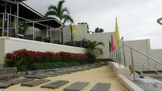 Palmbeach Resort & Spa : Pool area