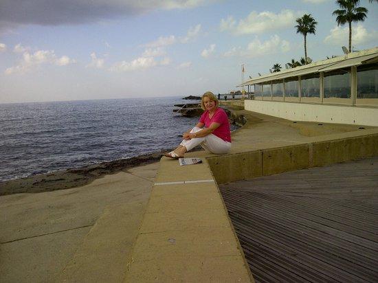 Almyra Hotel:                                     Paphos Harbour