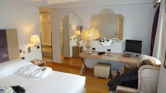 Starhotels Splendid Venice: Vue de la chambre