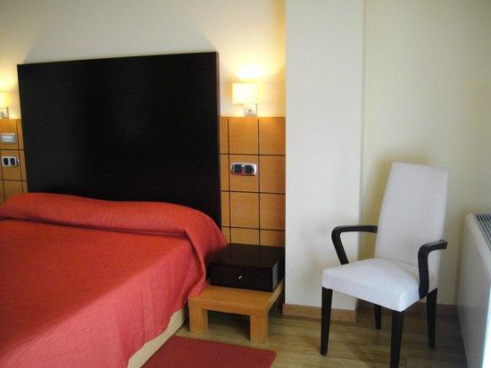 Hotel Playa de Laxe: Habitación