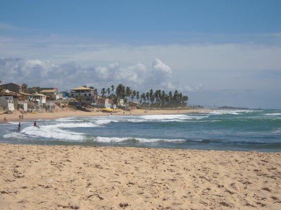 Arembepe Beach: Spiaggia di Arembepe,Salvador,Bahia