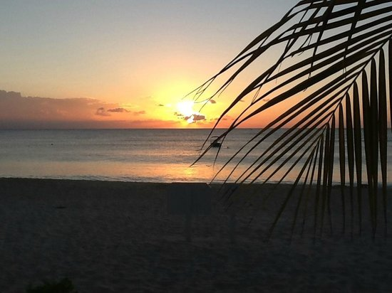 Plantana Condominiums:                   sunset - how does it get any better than this???