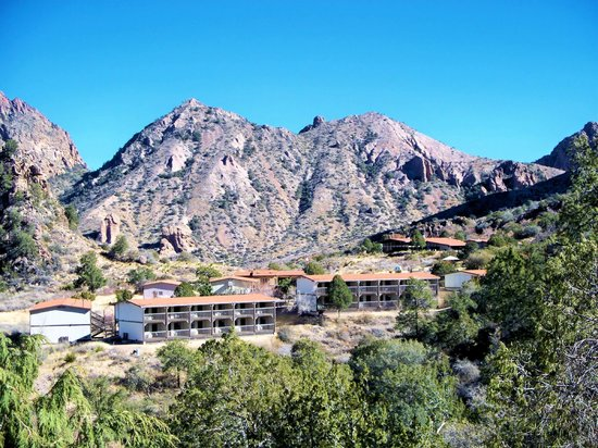 Photo of Chisos Mountain Lodge Big Bend National Park