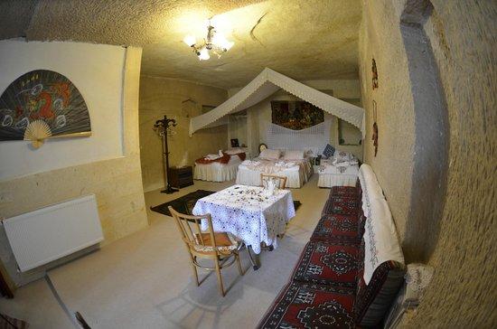 Urgup Kaya Hotel: ottoman suit