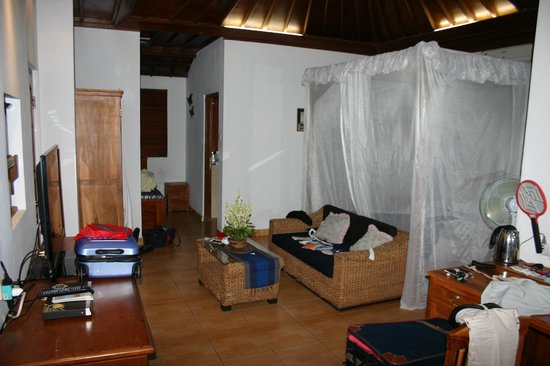 Aahh Bali Bed & Breakfast : Chambre A