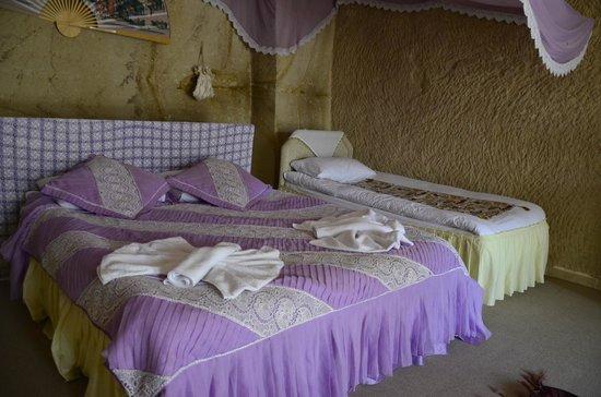 Urgup Kaya Hotel: cave bat