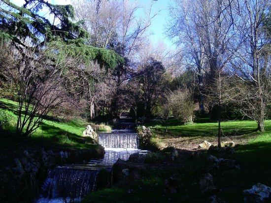 Cascadas en Parque del Oeste: fotografía de Parque del ...