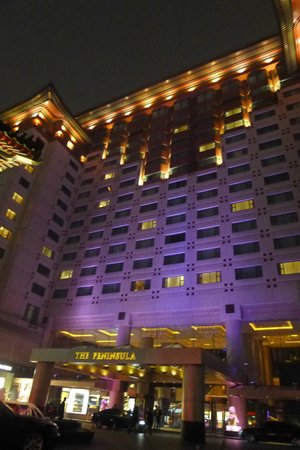 The Peninsula Beijing: Hotel Exterior