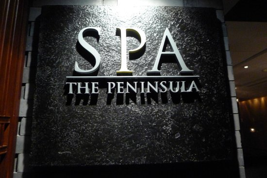 The Peninsula Beijing: Spa