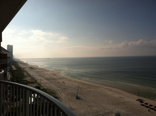 Palmetto Inn & Suites:                   View from room 7701