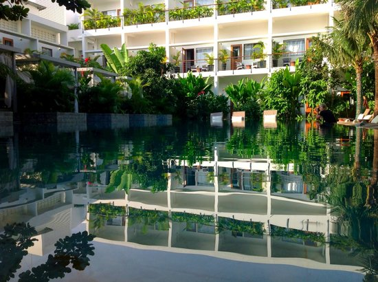 The Plantation - urban resort & spa: Piscine