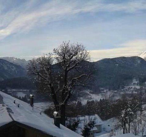 Hotel Al Pelmo: Mattino d'inverno