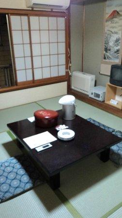 Kinokuniya Ryokan :                                     Room