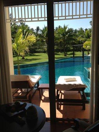 Sofitel Krabi Phokeethra Golf & Spa Resort: vue de la suite 186