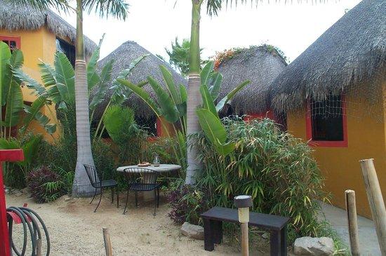 Palapas Resort:                   palapas