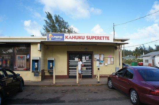 Kahuku Superette