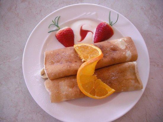 Cornerstones B&B : Pancakes