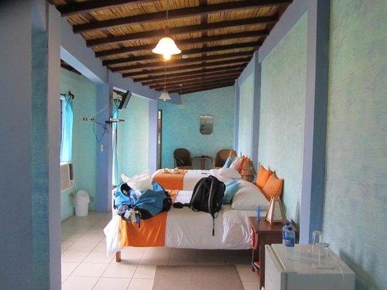Hotel Miconia: interior habitacion en 2 piso