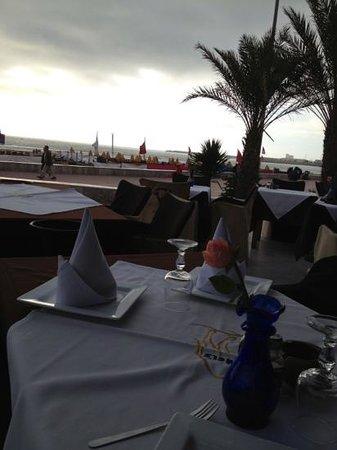 Restaurant Camel's : January 2013