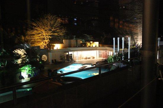 Tribe Hotel:                   hotel pool