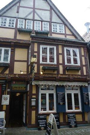 Schweine Schulze - Das heimliche Rathaus.