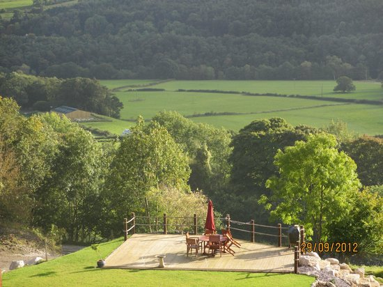 Sun Bank Holiday Cottage and Bed & Breakfast: View