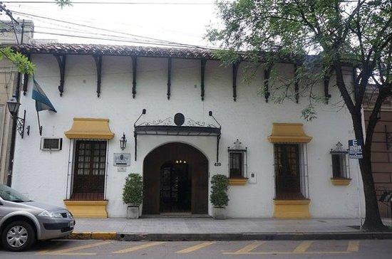 Hotel del Virrey:                   Here is the hotel