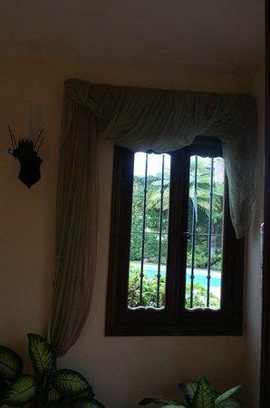 Hotel del Virrey:                   Stylish decoration