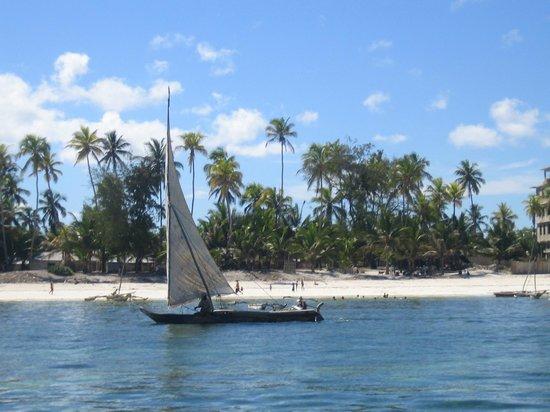 Zanzibar Retreat Hotel: Stranden