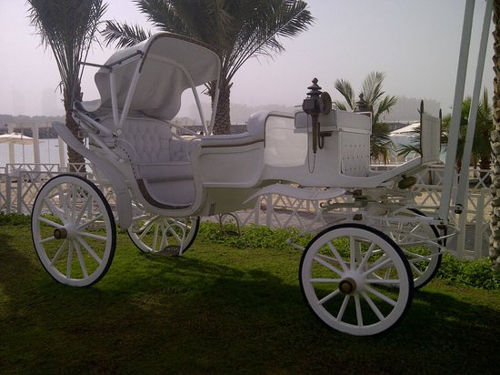 Rixos The Palm Dubai: Carriage